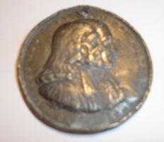Side showing John Wesley & Alexander Kilham
