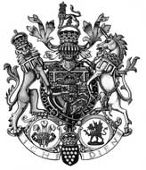 Prince of Wales Coat Of Arms